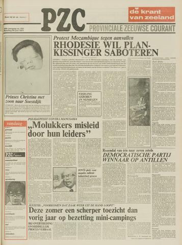 Provinciale Zeeuwse Courant 1977-06-20