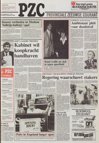 Provinciale Zeeuwse Courant 1988-08-23