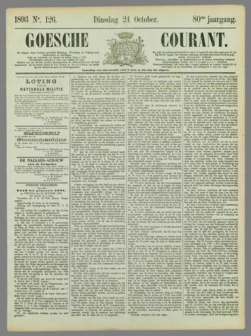 Goessche Courant 1893-10-24