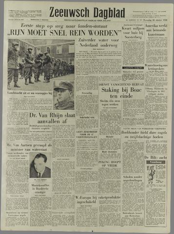 Zeeuwsch Dagblad 1958-10-22
