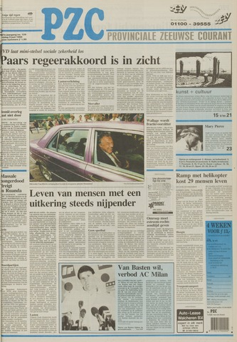 Provinciale Zeeuwse Courant 1994-06-03