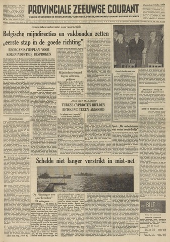 Provinciale Zeeuwse Courant 1959-02-21