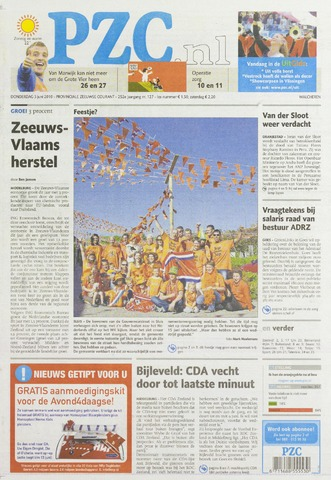 Provinciale Zeeuwse Courant 2010-06-03