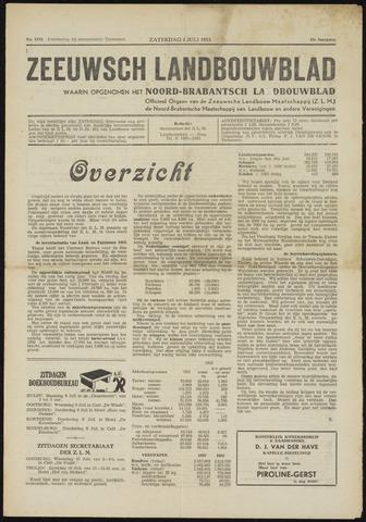 Zeeuwsch landbouwblad ... ZLM land- en tuinbouwblad 1953-07-04