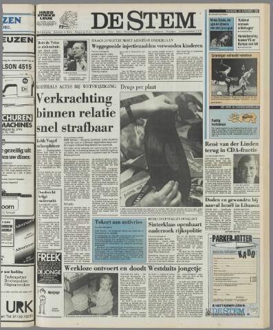 de Stem 1988-11-23