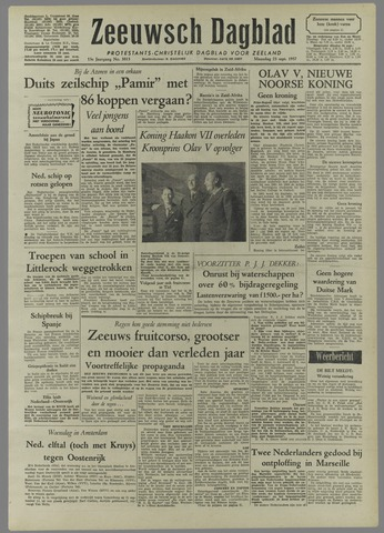 Zeeuwsch Dagblad 1957-09-23