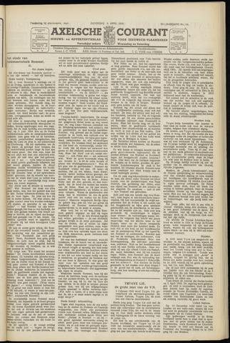 Axelsche Courant 1949-04-09