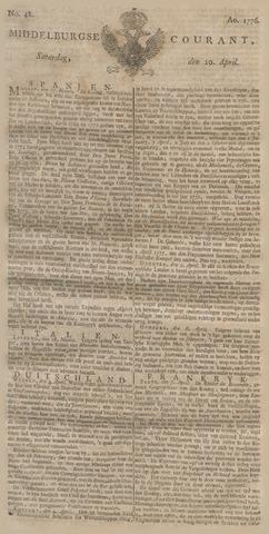Middelburgsche Courant 1776-04-20