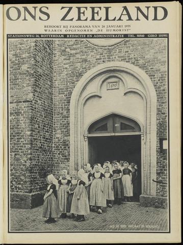 Ons Zeeland / Zeeuwsche editie 1935-01-24