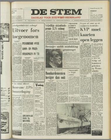 de Stem 1972-12-22