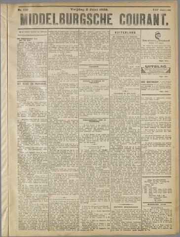 Middelburgsche Courant 1922-06-02