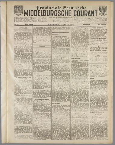 Middelburgsche Courant 1932-04-18