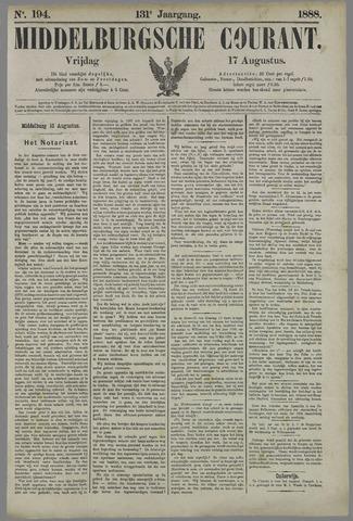 Middelburgsche Courant 1888-08-17