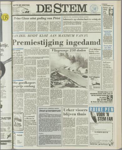 de Stem 1985-12-13