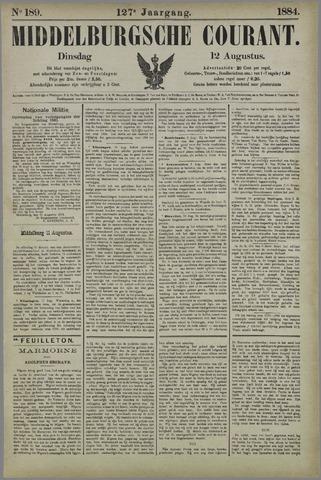 Middelburgsche Courant 1884-08-12