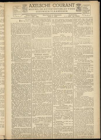 Axelsche Courant 1945-06-06