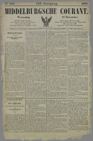 Middelburgsche Courant 1882-12-27