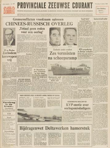 Provinciale Zeeuwse Courant 1969-10-08