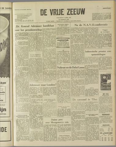 de Vrije Zeeuw 1959-04-08