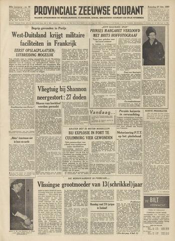 Provinciale Zeeuwse Courant 1960-02-27