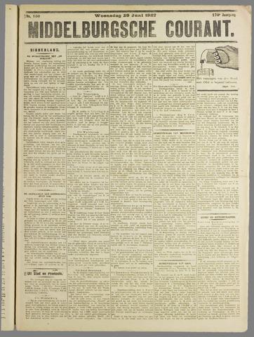 Middelburgsche Courant 1927-06-29