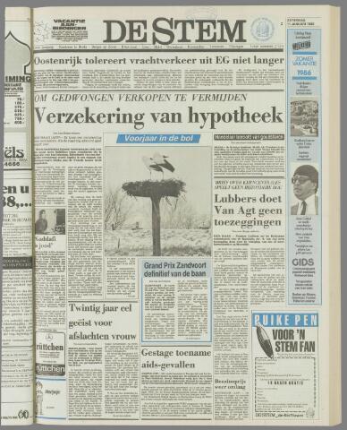 de Stem 1986-01-11