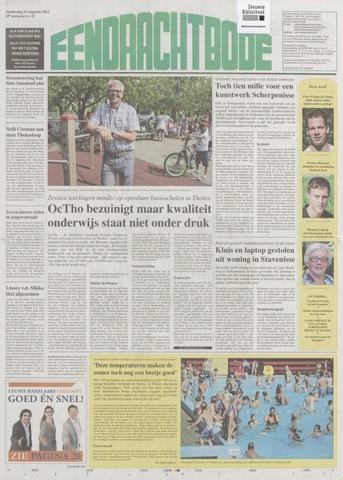 Eendrachtbode (1945-heden)/Mededeelingenblad voor het eiland Tholen (1944/45) 2012-08-23