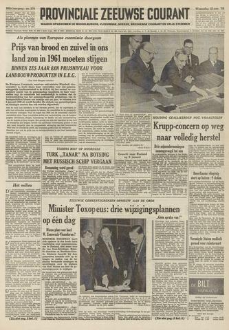 Provinciale Zeeuwse Courant 1959-11-25