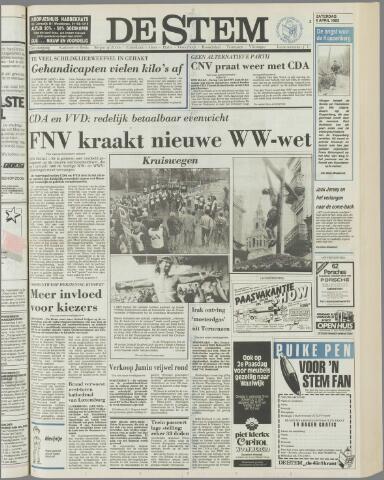 de Stem 1985-04-06