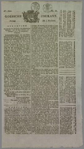 Goessche Courant 1820-11-03