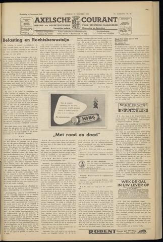 Axelsche Courant 1952-12-13