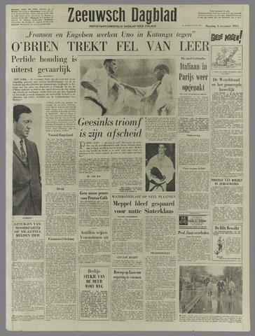 Zeeuwsch Dagblad 1961-12-04