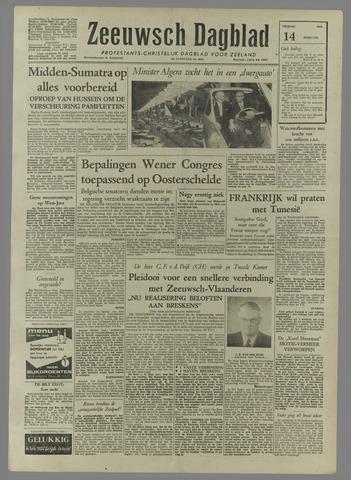 Zeeuwsch Dagblad 1958-02-14