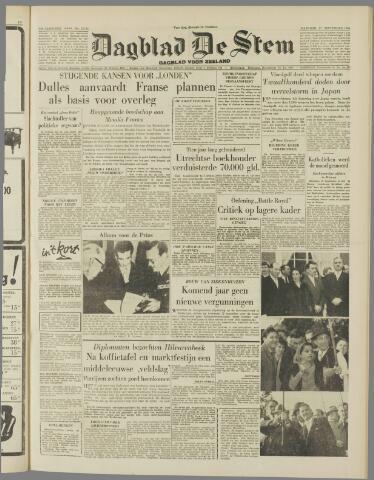 de Stem 1954-09-27