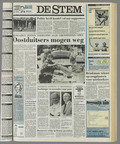 de Stem 1989-09-11