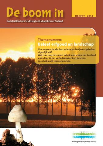 Landschapsbeheer Zeeland - de Boom in 2014-09-21