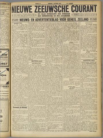 Nieuwe Zeeuwsche Courant 1923-10-02