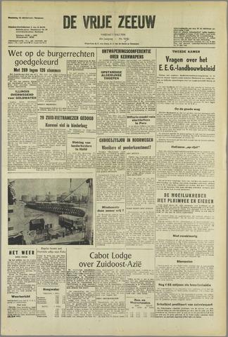 de Vrije Zeeuw 1964-07-03
