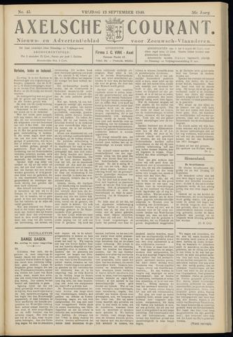 Axelsche Courant 1940-09-13