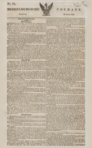Middelburgsche Courant 1834-07-26
