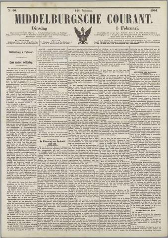 Middelburgsche Courant 1901-02-05