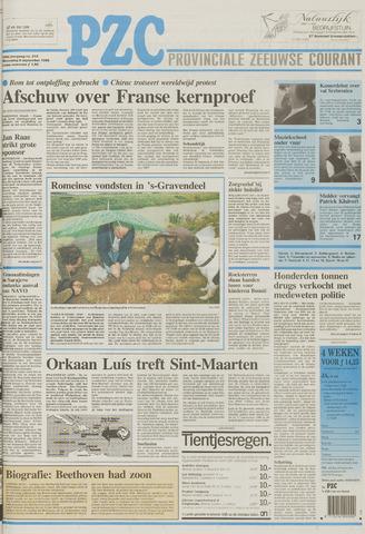 Provinciale Zeeuwse Courant 1995-09-06