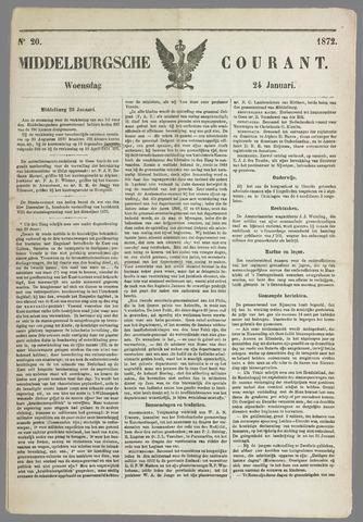 Middelburgsche Courant 1872-01-24