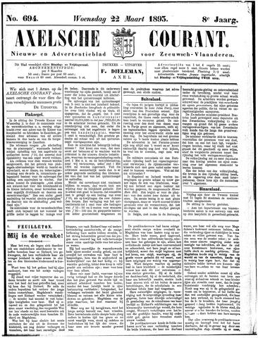Axelsche Courant 1893-03-22