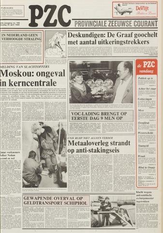 Provinciale Zeeuwse Courant 1986-04-29