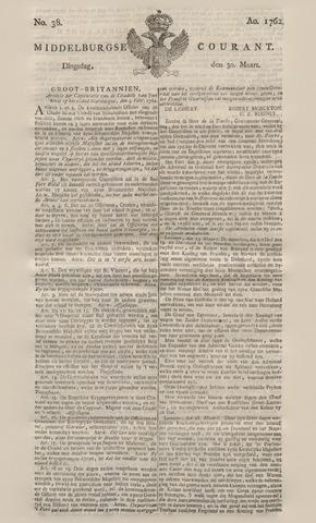 Middelburgsche Courant 1762-03-30