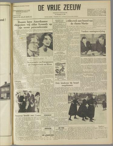 de Vrije Zeeuw 1961-01-27