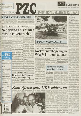 Provinciale Zeeuwse Courant 1984-12-13