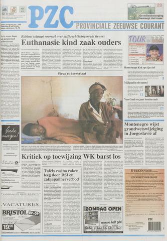 Provinciale Zeeuwse Courant 2000-07-08