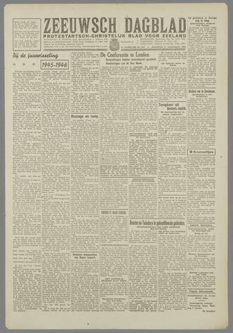 Zeeuwsch Dagblad 1945-12-31
